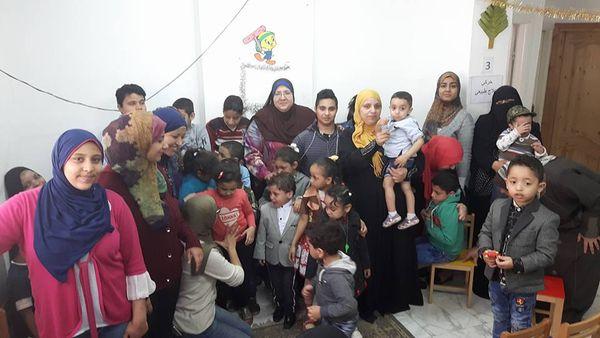 المصرية لرعاية الصم المكفوفين وغيرهم